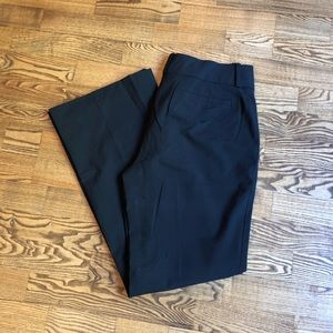 NWT Banana Republic black pants in Jackson Fit